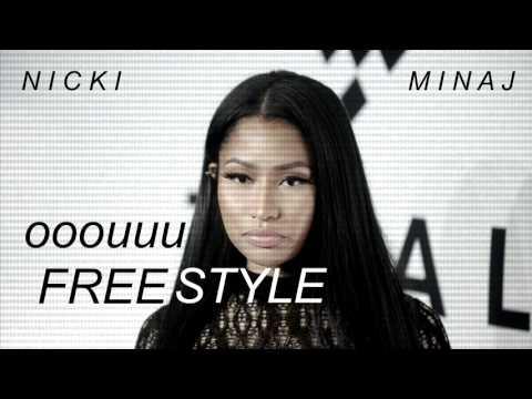 Nicki Minaj - OOOUUU Pinkprint Freestyle - LIVE Audio (Feminist Intro)