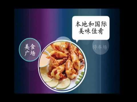 Kuching City Mall Video (Chinese Version)