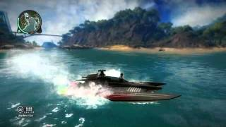 Just Cause 2 Gameplay Part 1 (PS3)