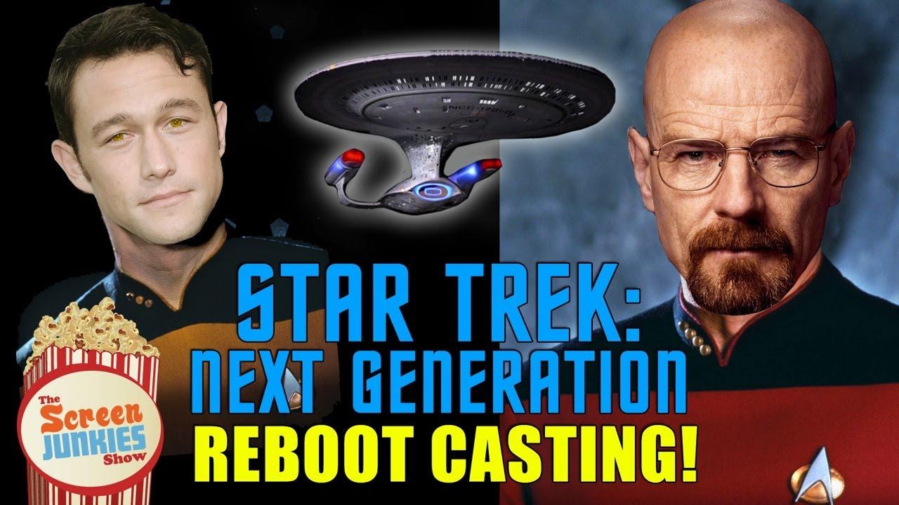 Casting JJ Abrams Star Trek The Next Generation Reboot