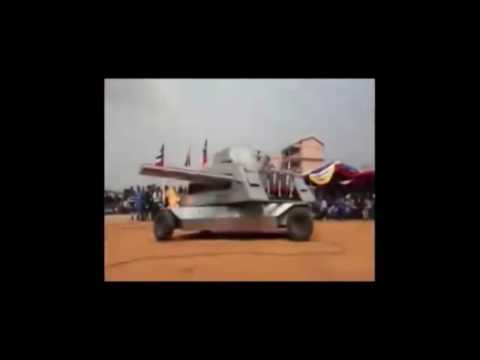 A weapon to surpass metal gear. (Africa Edition)