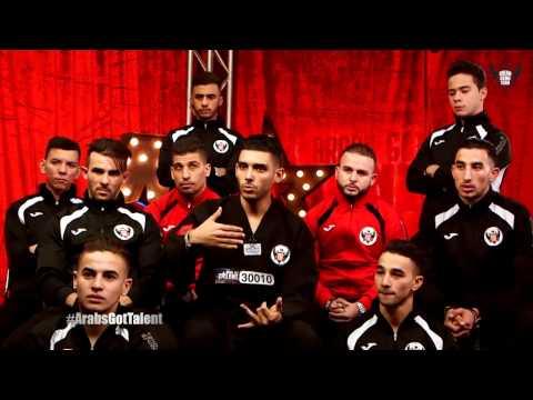 Arabs Got Talent - Dream Demo Team - Morocco – فربق الاحلام لعروض التكواندو – المغرب