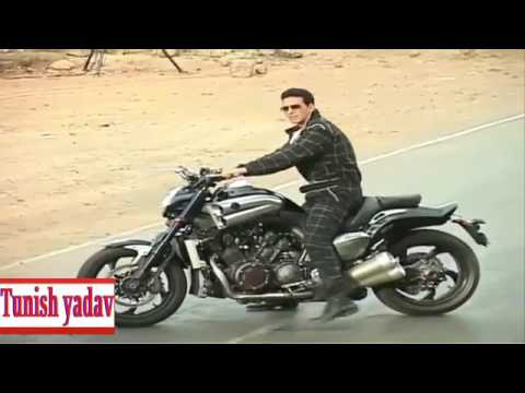 Akshay Kumar Most Dangerous Live Stunt In Public