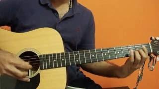 Moh Moh Ke Dhaage - Dum Laga Ke Haisha (Acoustic Guitar Cover)