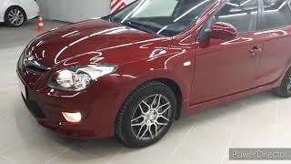 Hyundai i30.  2011г.  1,6МТ (126 л.с.) , видеообзор от Юрия Грошева, автосалон Boston...