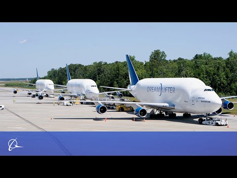 Boeing Dreamlifter Airlift Mission