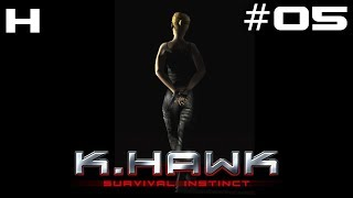 K-Hawk Survival Instinct Walkthrough Part 05