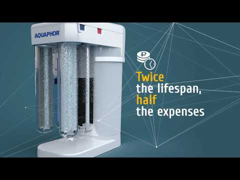 Aquaphor RO-101 reverse osmosis system – excellence of making water at home