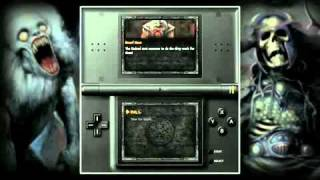 3DS Games : Fighting Fantasy The Warlock of Firetop - USA