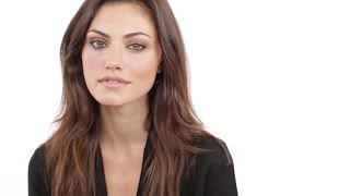 Bronze Evening Makeup with Phoebe Tonkin by Celebrity Makeup Artist Monika Blunder