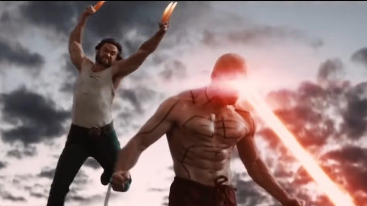 Ryan Reynolds' Deadpool in X-Men Origins: Wolverine