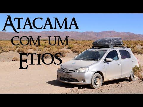 Atacama Com Um Toyota Etios