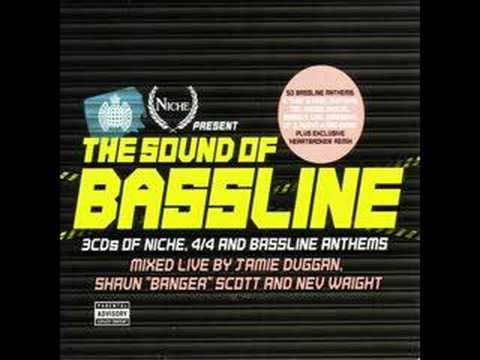 The Sound Of The Bassline - DJ Arnie - Heartbroken