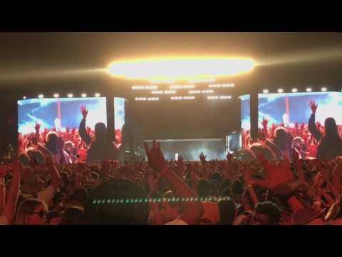 Kendrick Lamar 'i' & 'Alright' @ Coachella Valley Music and Arts Festival