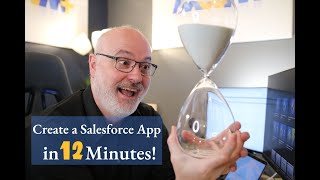 Creating a Salesforce Lightning App in 12 Minutes