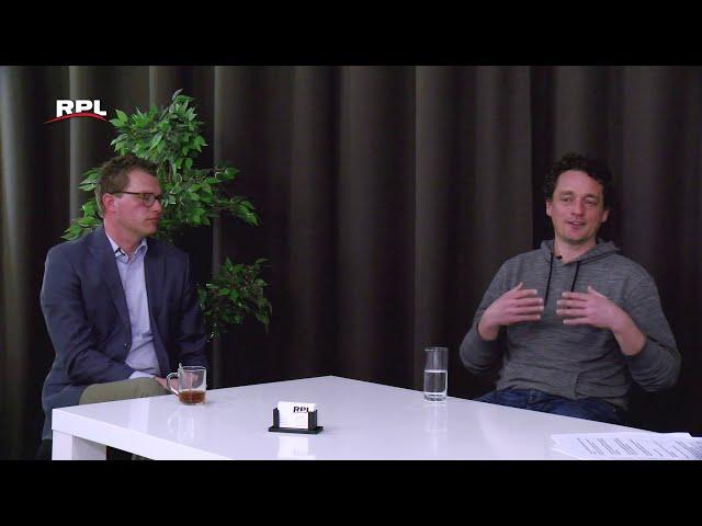 Robin Dorsman (CDA) & Jelmer Vierstra (Progressief Woerden) - Verkiezingen 2021