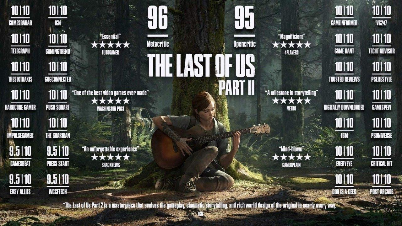 以宅論宅 EP 282 (The Last of Us Part II – GOTY) ***劇透注意***