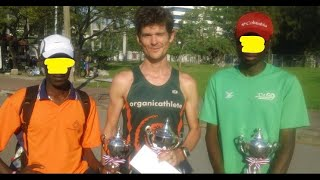 Joshua Cheptegei MAGIC performance nutrition diet analyzed