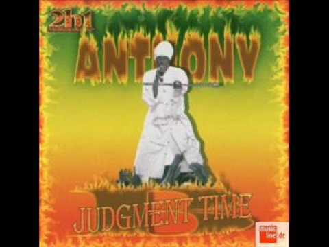 Anthony B  -   God Above Everything   2004