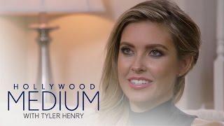 Tyler Henry Shocks Audrina Patridge With Unborn Baby News | Hollywood Medium with Tyler Henry | E!