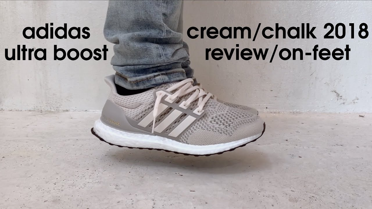 ADIDAS ULTRA BOOST CREAM 2018 (RESTOCK)  ea71fb0e7