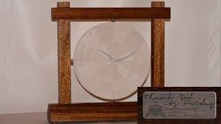 019b [en] Tgif - Clock - Carpentry