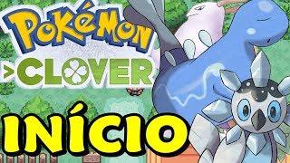 Pokémon Clover (Hack Rom) - O Início do Engraçado Game do 4Chan