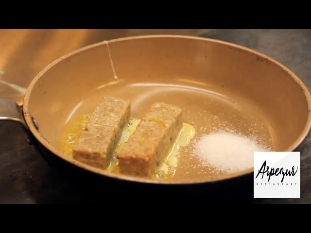 Arpezur Restaurant - Chef Antoine 03