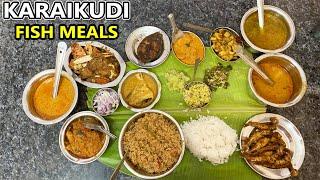 Karaikudi Indrani Mess | karaikudi | Tamil Foodie