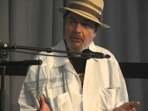 Dr. John Jazzfest 2009 Interview stage