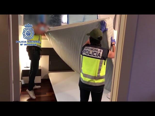 La Policía Nacional detiene en Barcelona a uno de los fugitivos más buscados en el Reino Unido.