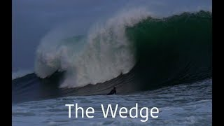 The Wedge | CHAOS | May 23rd, 2018 | EDIT |WaterShots | Swell of the Year? 2018 Episode 1