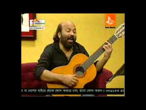 Aaj Sakaler Amontrone @ Tara Music with Debojyoti Mishra