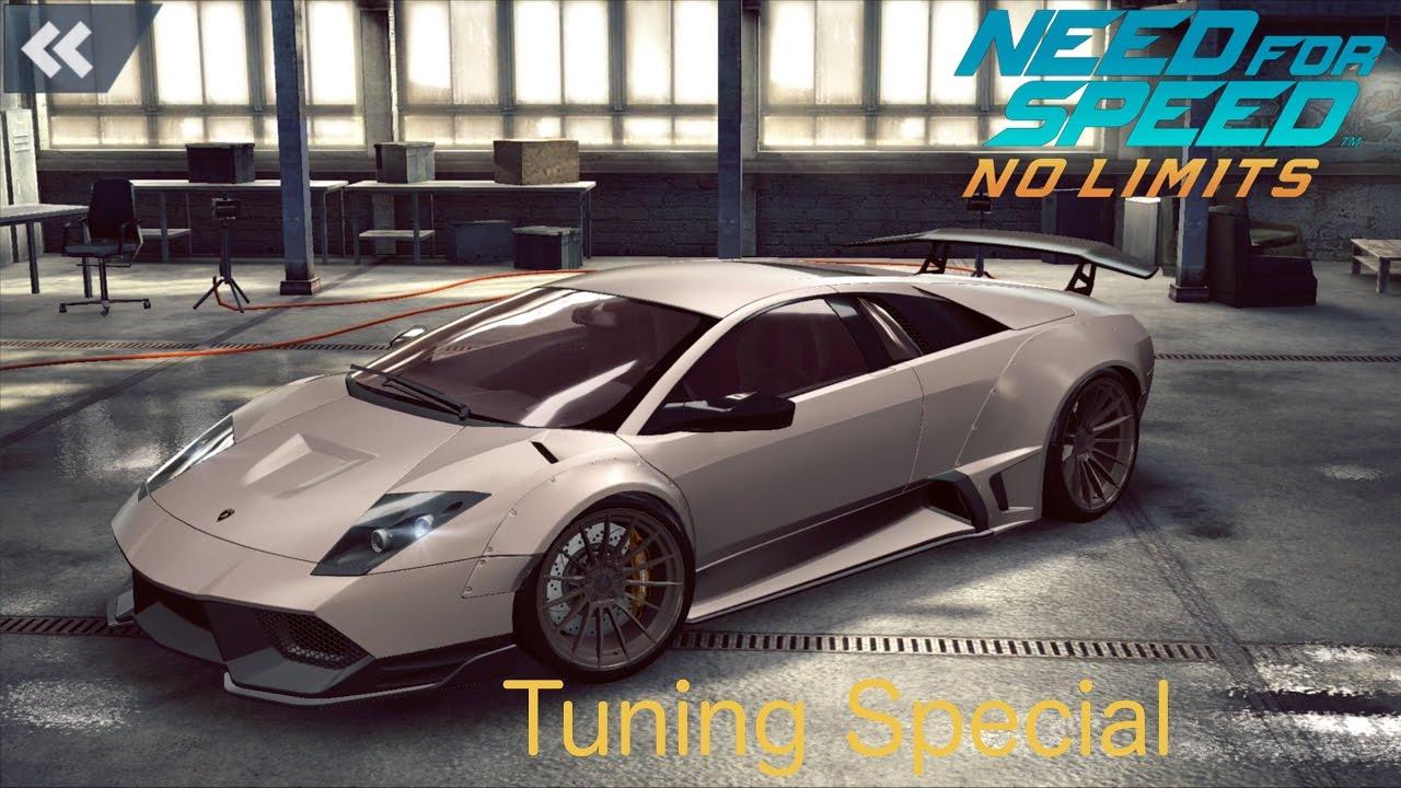 Lamborghini Murcielago Sv Tuning Need For Speed No Limits Ios