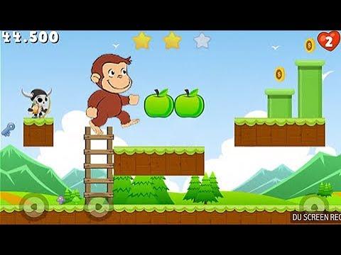 Jorge El Curioso Jungle Adventure - Juegos Para Niños - Juegos Divertidos