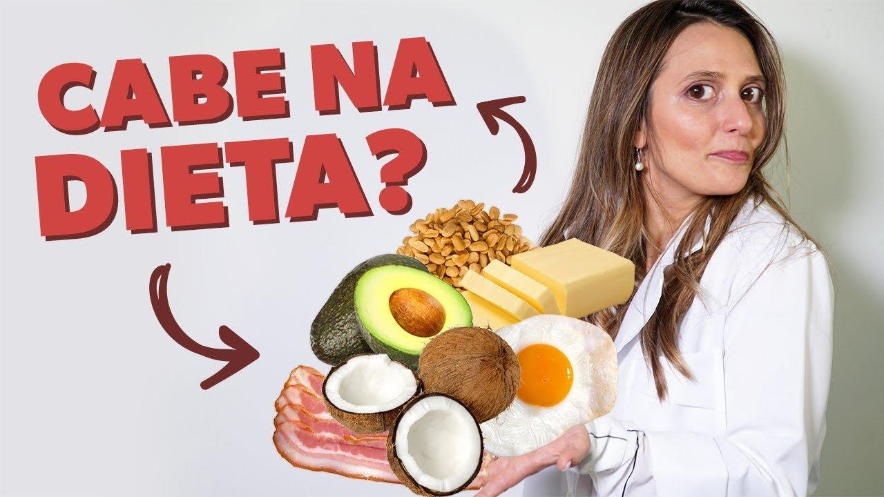 menu cetogenico para perder peso