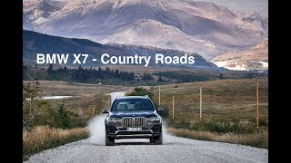 See the new BMW X7 in motion!