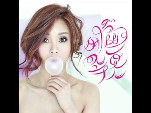 (MP3/DL)G.NA - 예쁜 속옷 (G.NA's Secret)