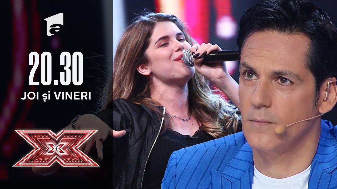 """Explozie de energie pe scena X Factor! Daria Pintilie interpretează piesa """"Survivor"""""""