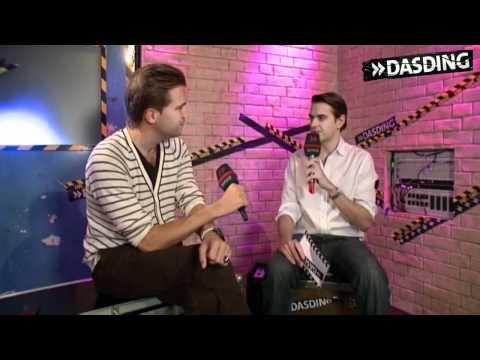 DJ Antoine -- nicht in St. Tropez, sondern bei DASDING