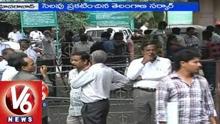 AP government has not declared holiday for AP secretariat employees on Bonalu festival