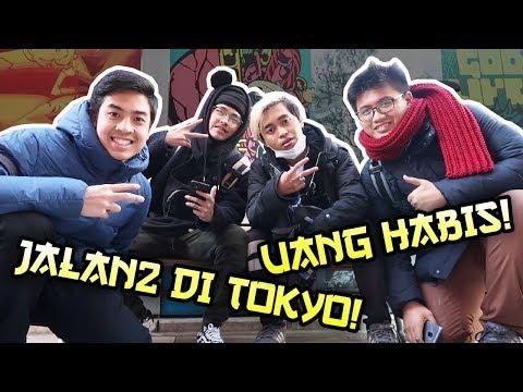 1 HARI JADI TOUR GUIDE TOKYO! BORONG! (Ft. Erpan1140, bc, tdc)