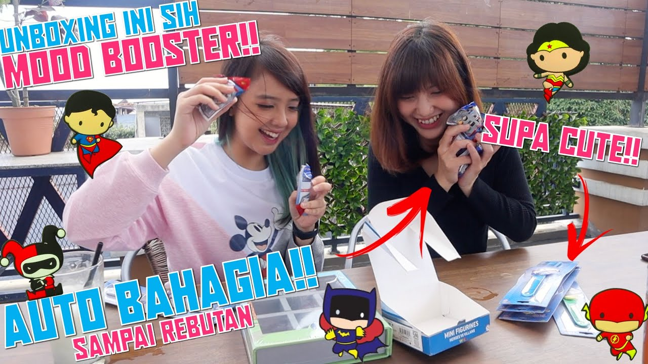 NGE-GEMESIN!!! UNBOXING BLIND BOX / NGE GACHA MINI FIGURES SUPER LUCU !