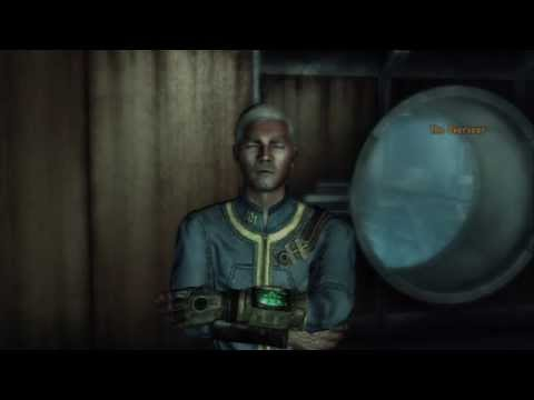 Fallout 3 - Convincing Overseer |