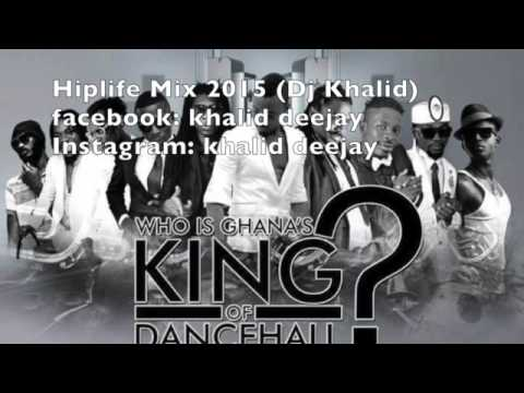 hiplife mix 2015 by dj Khalid, SARKODIE, SHATTA WALE, JOEY B, BISA, R2BESS, RUFF & SMOOTH