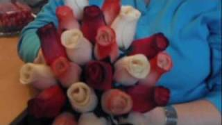 Wooden Roses- How Do You Make A Bunch