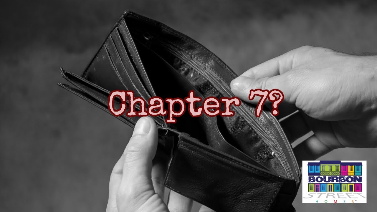 Thinking About Chapter 7 Bankruptcy in Southwest Florida?