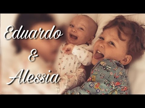 Eduardo and Alessia Sacconejoly - I'll Protect You