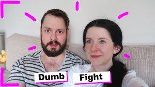 we got in a stupid fight...   AUSSIE VLOGGING COUPLE