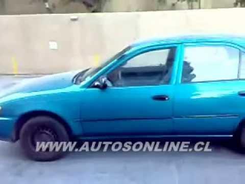 Venta De Carros En El Salvador >> AUTOS USADOS-TOYOTA COROLLA 1996 - YouTube